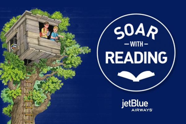 JetBlue: Soar With Reading