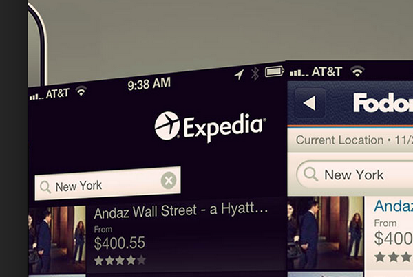 Expedia: Hotel Booking
