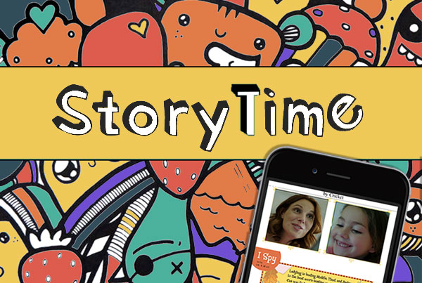 StoryTime – eBook App for Kids
